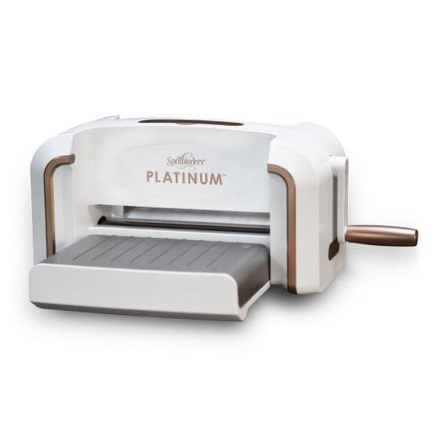 Platinum Die Cutting And Embossing Machine, Spellbinders Tools - 879216028296