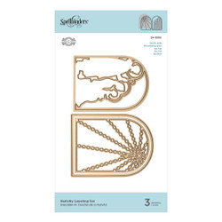 Nativity Layering Set, Spellbinders Shapeabilities Etched Dies - 813233044143