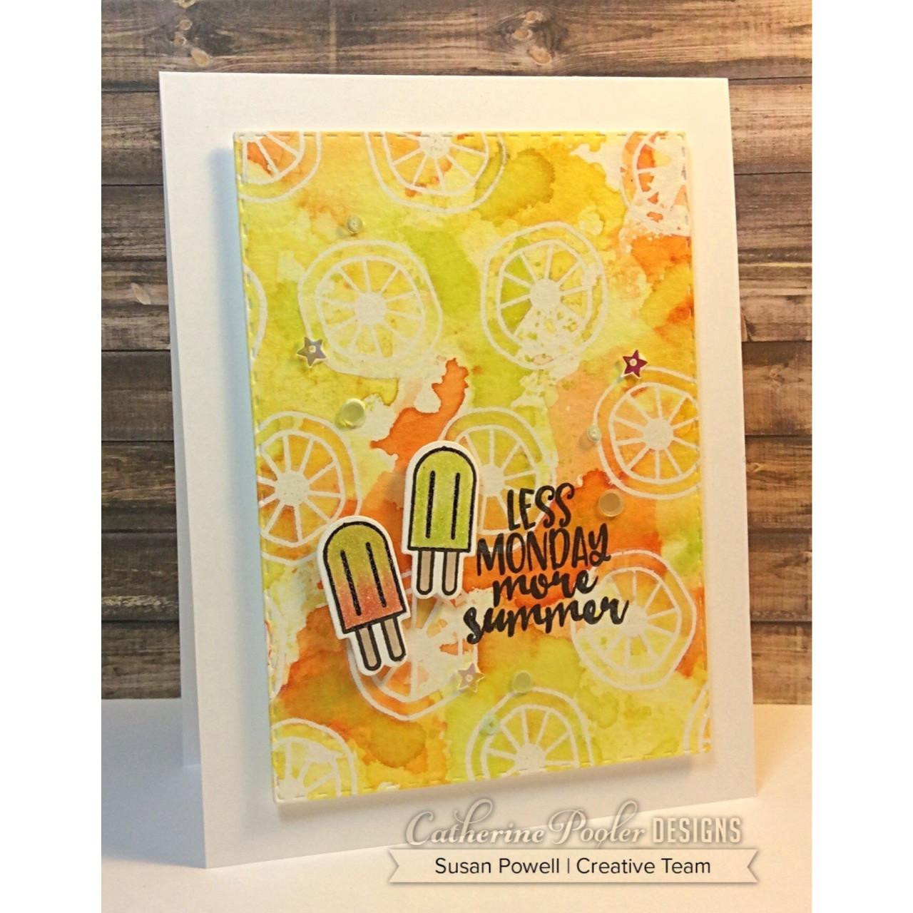 Sunshine Flowers, Catherine Pooler Clear Stamps - 8.19447E+113