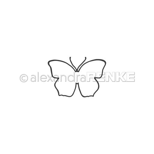 Butterfly With Antennae, Alexandra Renke Dies - 4251412724886