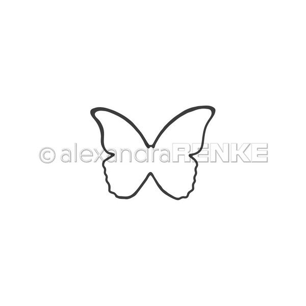 Butterfly Without Antennae, Alexandra Renke Dies - 4251412724893