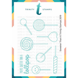 Sweeter Than, Trinity Stamps Clear Stamps -