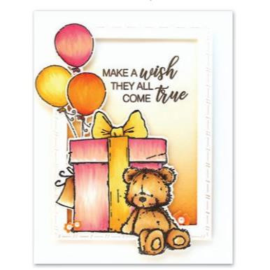 A Present, Penny Black Clear Stamps - 759668305735