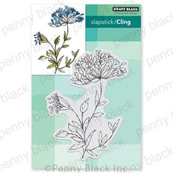 Bliss, Penny Black Cling Stamps - 759668406678