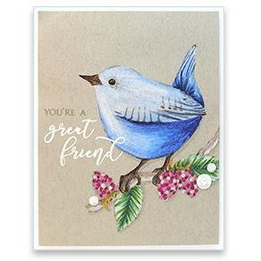 Dreaming, Penny Black Cling Stamps - 759668406739