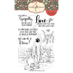Had Me At Meow, Colorado Craft Company Clear Stamps - 857287008522