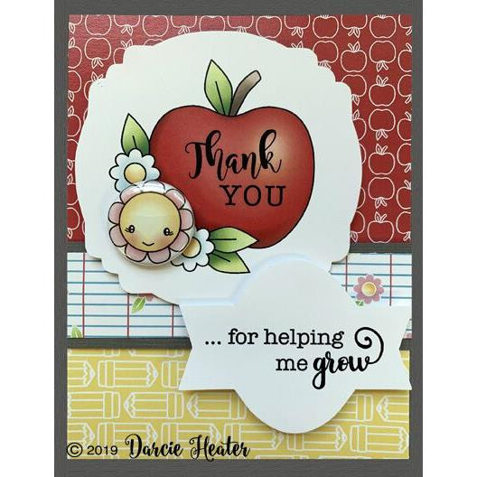 All Write, Darcie's Clear Stamps -