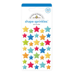 You're A Star Shape, Doodlebug Sprinkles - 842715063549