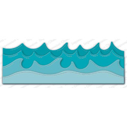 Wave Edges, Impression Obsession Dies -