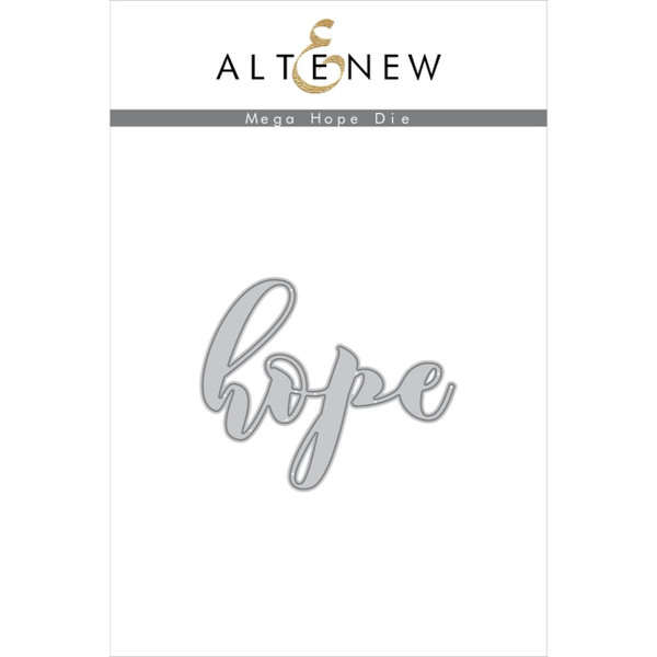 Mega Hope, Altenew Dies - 704831302318