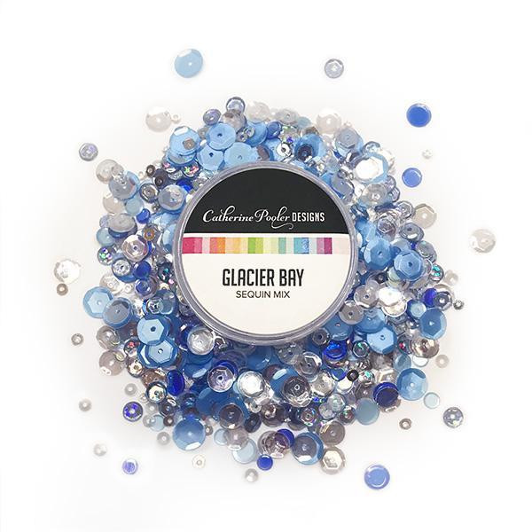 Glacier Bay, Catherine Pooler Sequins - 819447024759
