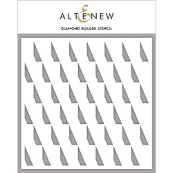 Diamond Builder, Altenew Stencils - 737787254356