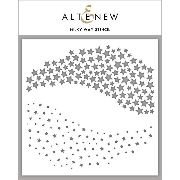 Milky Way, Altenew Stencils - 737787254363
