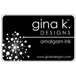Obsidian Amalgam, Gina K Designs Ink Pad - 609015540855