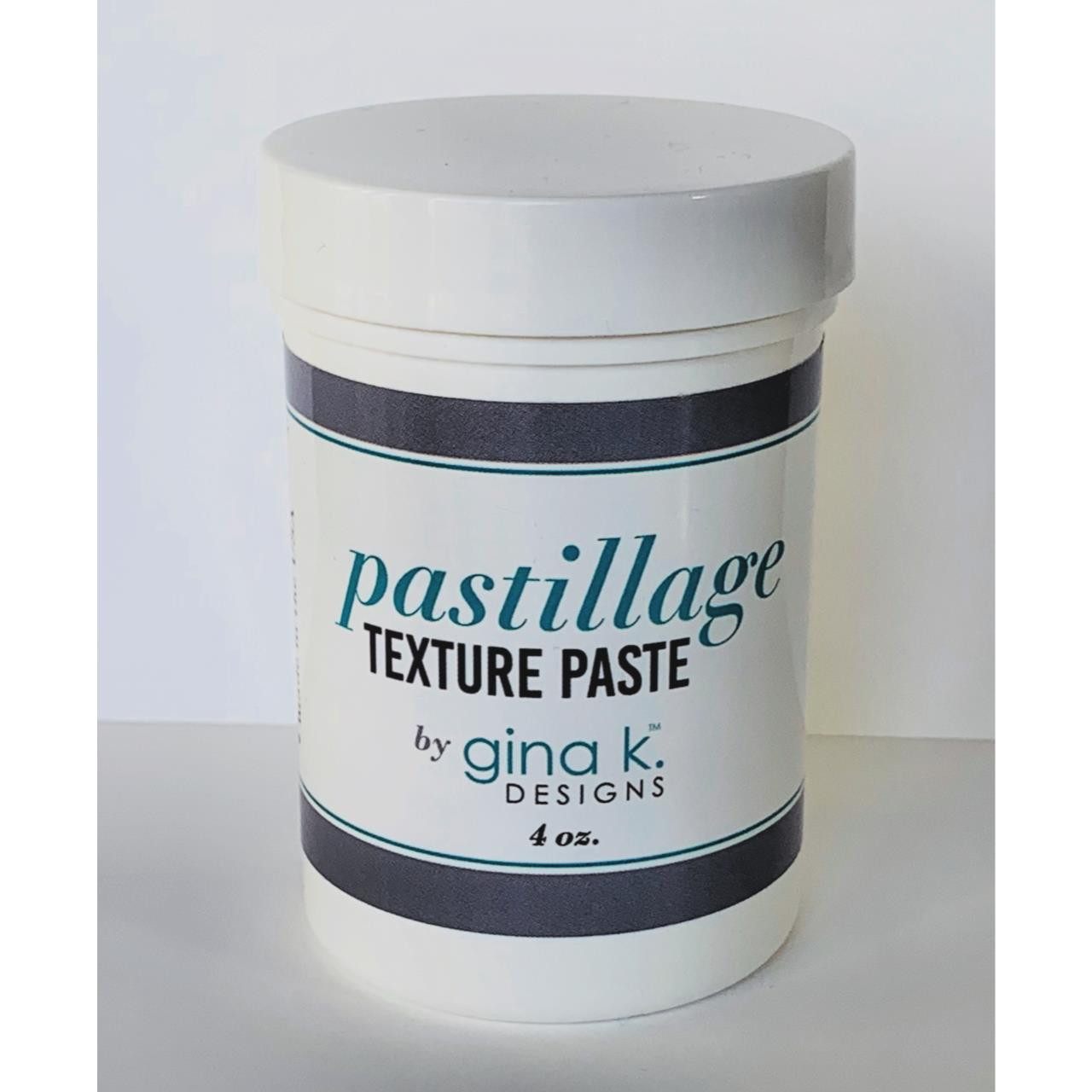 Pastillage Texture Paste, Gina K Designs - 609015541173