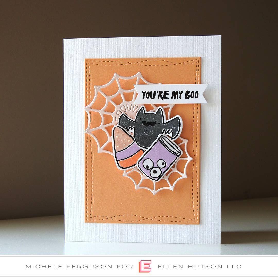 Pumpkin to Talk About, Essentials By Ellen Clear Stamps -