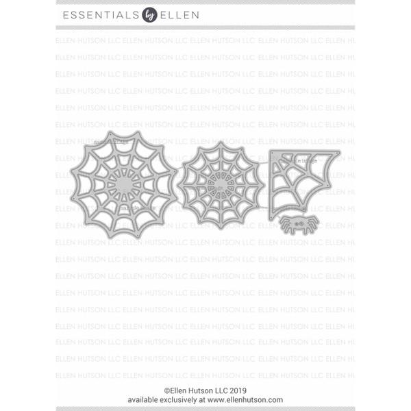 Spiderwebs, Essentials By Ellen Designer Dies -
