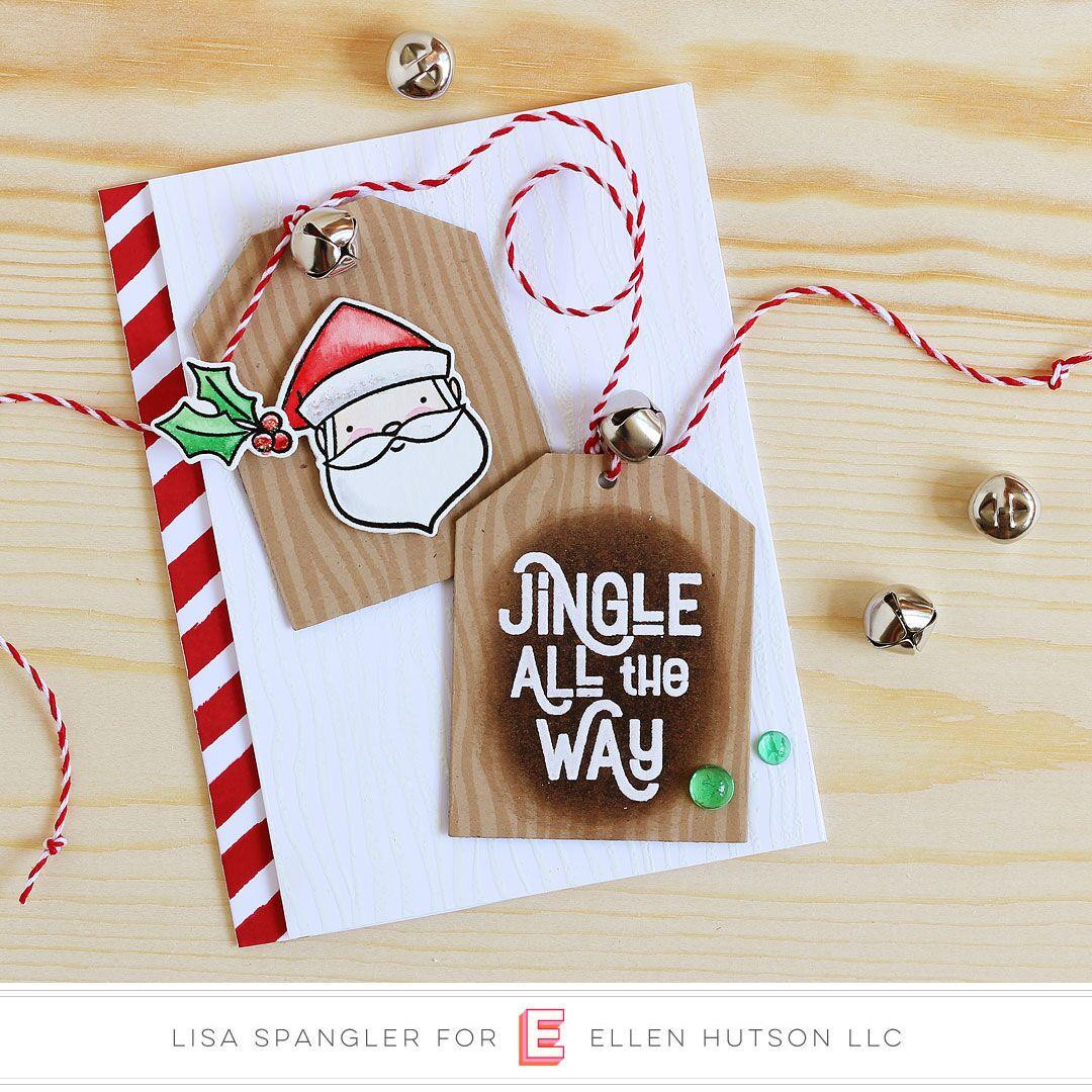 Shipping Tags by Julie Ebersole, Essentials By Ellen Designer Dies -