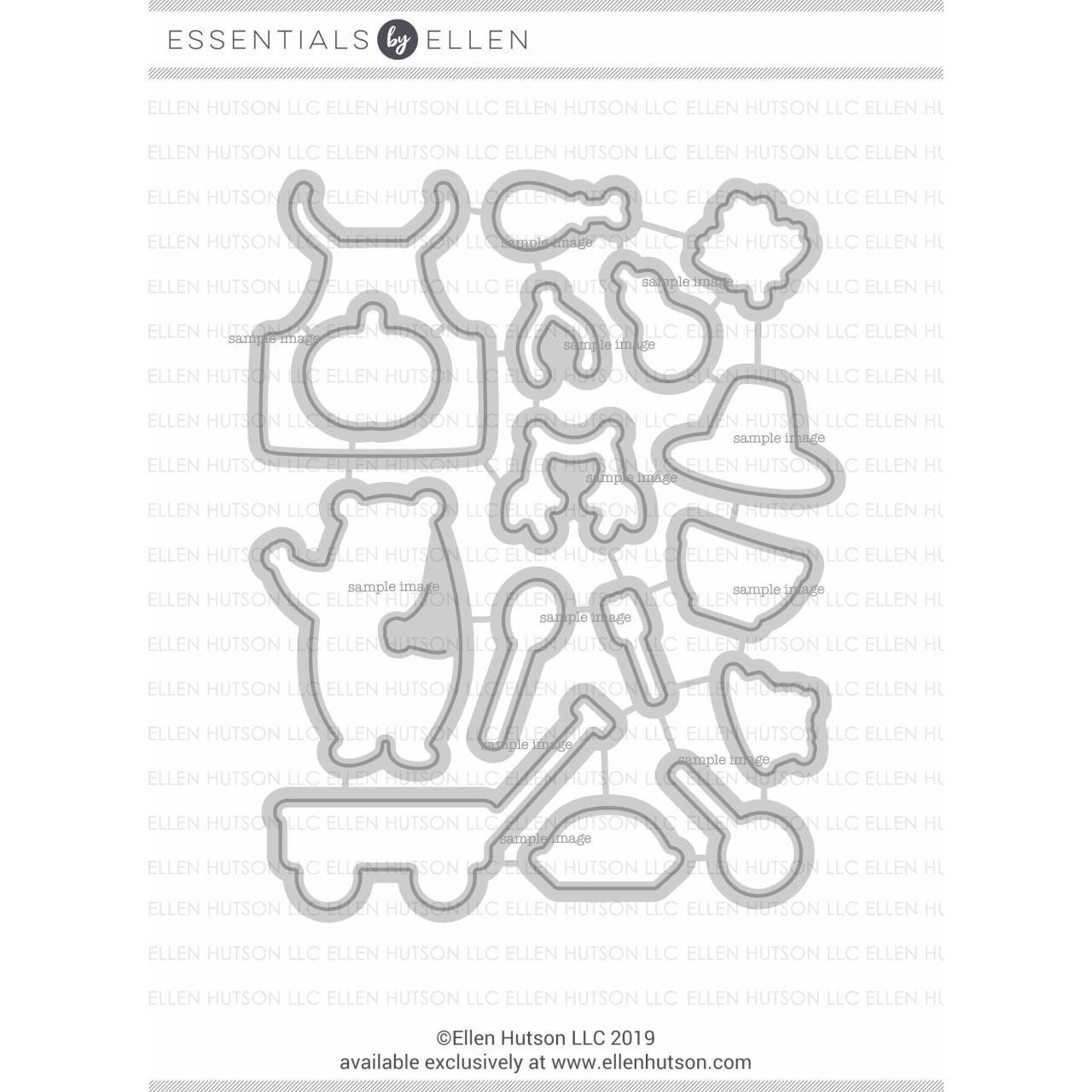 Bear Ware 4 by Julie Ebersole, Essentials By Ellen Designer Dies -