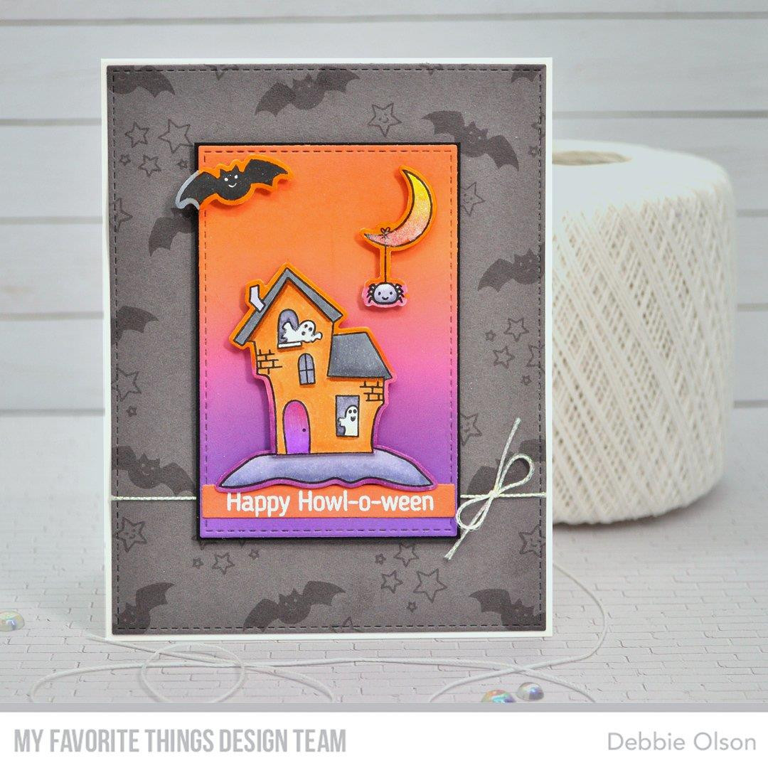 Best Witches, My Favorite Things Clear Stamps - 849923031742