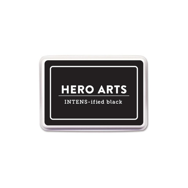 Intens-ified Black, Hero Arts Ink Pads - 085700923521
