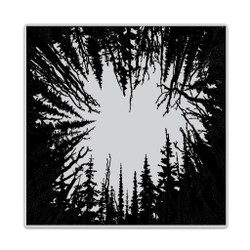 Cathedral of Trees Bold Prints, Hero Arts Cling Stamps - 085700923170