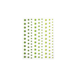 Greens Hero Hues, Hero Arts Enamel Dots - 085700923934
