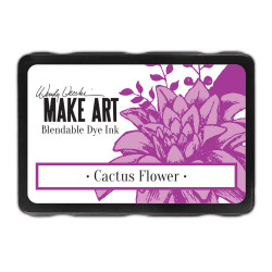 Cactus Flower, Wendy Vecchi Blendable Dye Ink Pads - 789541064305