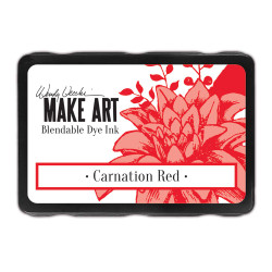 Carnation Red, Wendy Vecchi Blendable Dye Ink Pads - 789541064312