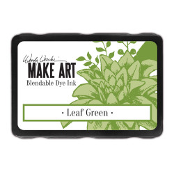 Leaf Green, Wendy Vecchi Blendable Dye Ink Pads - 789541064336