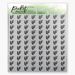 Leaves, Picket Fence Studios Stencils - 745557999000
