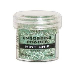 Mint Chip Speckle, Ranger Embossing Powder - 789541068679