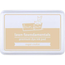 Sugar Cookie, Lawn Fawn Ink Pad - 035292673359