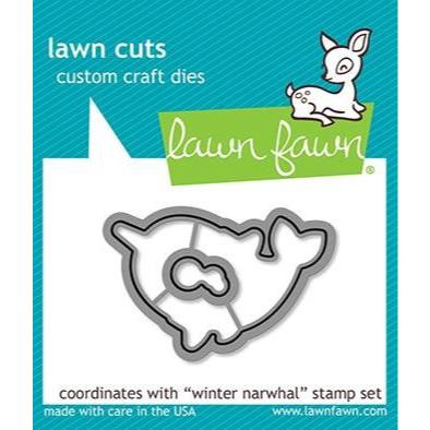 Winter Narwhal, Lawn Cuts Dies - 035292673397