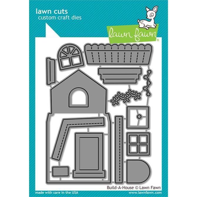 Build-A-House, Lawn Cuts Dies - 035292673465