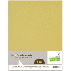 Gold Rush, Lawn Fawn Cardstock - 035292673878