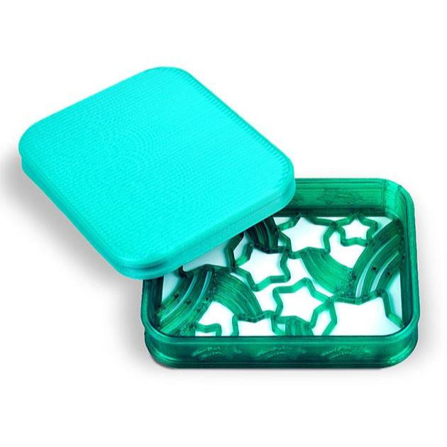 Starry Stamp Shammy Case, Lawn Fawn - 035292673953