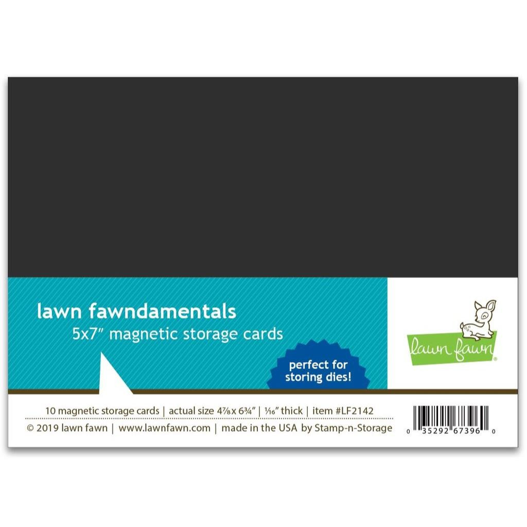Magnetic Storage Cards - 5 X 7, Lawn Fawn - 035292673960