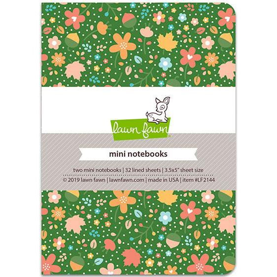 Fall Fling - Mini Notebooks, Lawn Fawn - 035292673984