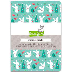 Snow Day Remix - Mini Notebooks, Lawn Fawn - 035292673991