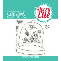 Cloche, Avery Elle Clear Stamps - 811568027930