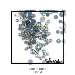 Exotic Onyx, Studio Katia Pearls -