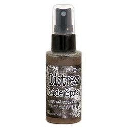 Ground Espresso, Ranger Distress Oxide Spray - 789541067726