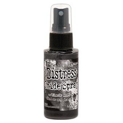 Black Soot, Ranger Distress Oxide Spray - 789541067566