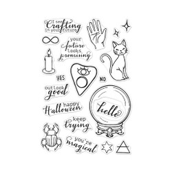 I See Crafting, Hero Arts Clear Stamps - 857009241848