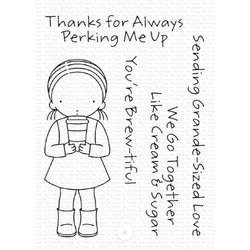 Pure Innocence - Grande-Sized Love, My Favorite Things Clear Stamps - 849923031803