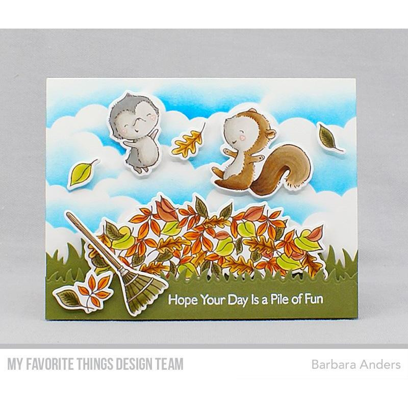 Piles Of Fun by Stacey Yacula, My Favorite Things Clear Stamps - 849923032053