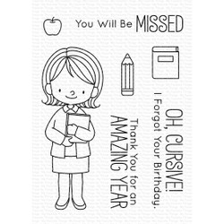 Lessons In Love By Birdie Brown, My Favorite Things Clear Stamps - 849923032046