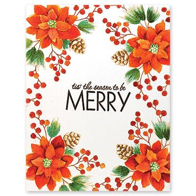 All Wrapped Up, Penny Black Clear Stamps - 759668306077