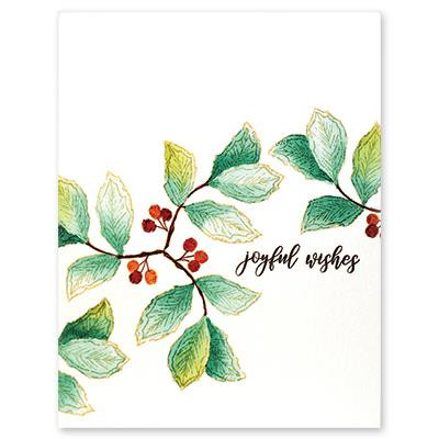Merry Up, Penny Black Clear Stamps - 759668306220